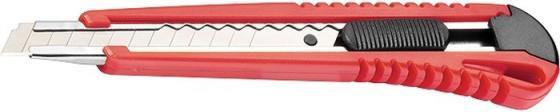Нож MATRIX 78909 9мм выдвижное лезвие металлическая направляющая