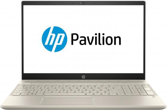 Ноутбук HP Pavilion 15-cw0003ur 15.6 1920x1080 AMD Ryzen 3-2300U 1 Tb 8Gb AMD Radeon Vega 6 Graphics белый Windows 10 Home 4GZ97EA ноутбук asus x540ya dm660t 15 6 1920x1080 amd e e1 6010 1 tb 4gb amd radeon r2 черный windows 10 home 90nb0cn1 m10320