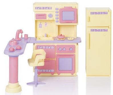 Фото - Игровой набор Огонек Маленькая принцесса огонек коттедж маленькая принцесса
