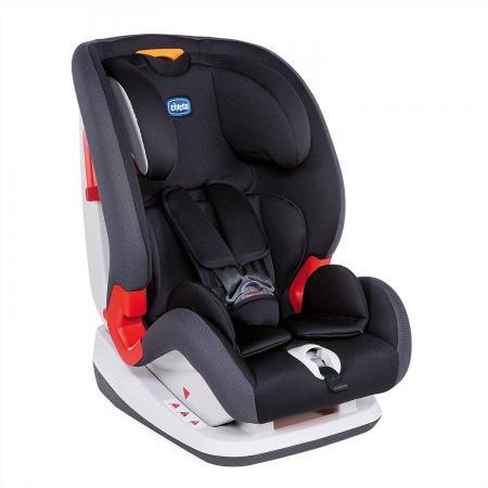 Автокресло Chicco Youniverse (jet black) автокресло chicco seat up jet black