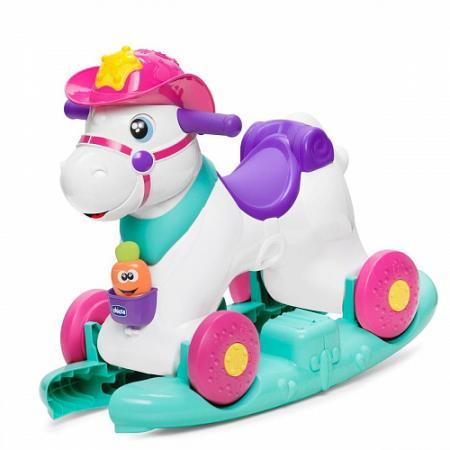 Качалка Chicco Лошадка Miss Baby Rodeo качалка leader kids лошадка jr625