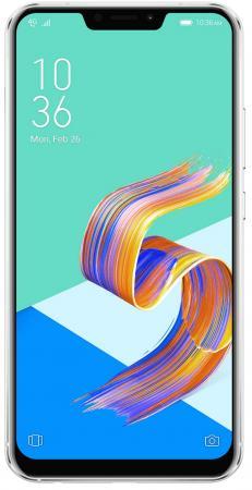 "Смартфон ASUS Zenfone 5 ZE620KL белый 6.2"" 64 Гб LTE Wi-Fi GPS 3G 90AX00Q5-M00810 asus asus zenfone 2 laser ze500kl белый 1 гб 8 гб 2 sim 4g lte"
