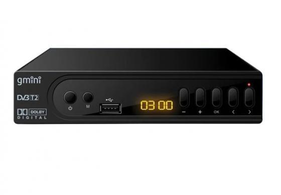 Цифровой телевизионный DVB-T2 ресивер Gmini MagicBox MT2-170