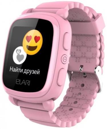 Купить Смарт-часы Elari KidPhone 2 розовые