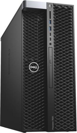 цена на Рабочая станция DELL Precision T7820 MT Xeon 2 х Silver 4110 32 Гб 2Tb + 256 SSD Windows 10 Pro 7820-2769