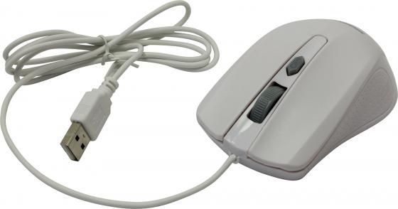 Мышь проводная Smartbuy ONE 352 белая [SBM-352-WK] smartbuy sbm 502ag w белая