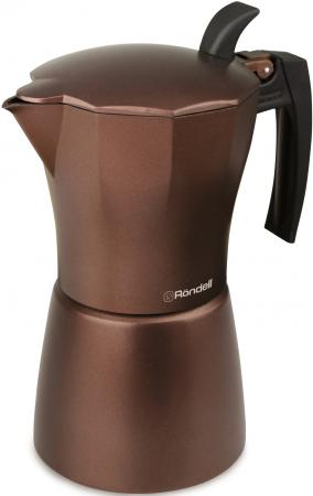 Кофеварка гейзерная Rondell RDA-399 9 порций алюминий цена