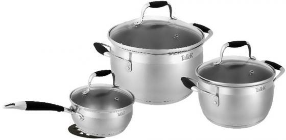 цена на 1033-TR Набор посуды TalleR