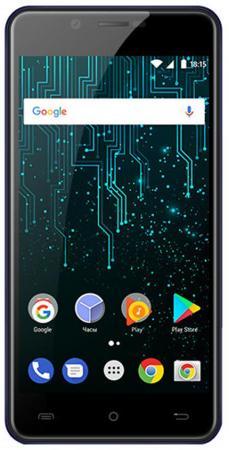 Смартфон BQ BQ-5007L Iron черный 5 16 Гб LTE Wi-Fi GPS 3G 4G Bluetooth