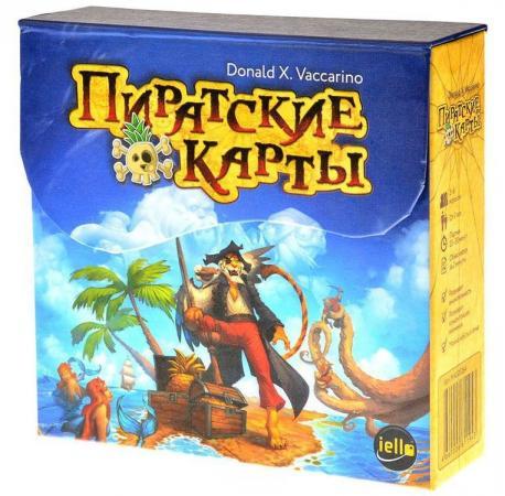 Настольная игра карты Magellan Пиратские карты игра карточная magellan зкд