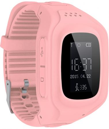 Jet Kid Next pink Умные детские часы детские умные часы jet kid connect pink