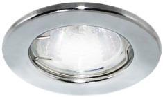 Светильник встраиваемый TDM SQ0359-0020 СВ 01-01 MR16 50Вт G5.3 хром