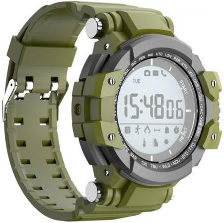 Jet Sport SW3 green Умные спортивные часы умные часы withings go green