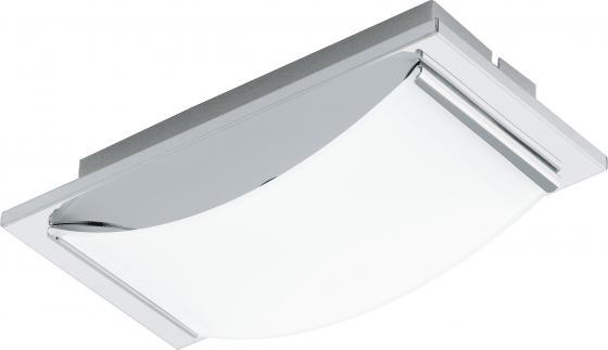 Светильник настенно-потолочный EGLO WASAO 94465 1X5.4W LED нерж.сталь стекло покрытием хром цены онлайн