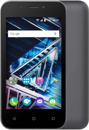 Смартфон BQ BQ-4028 UP! серый 4 8 Гб Wi-Fi GPS 3G Bluetooth