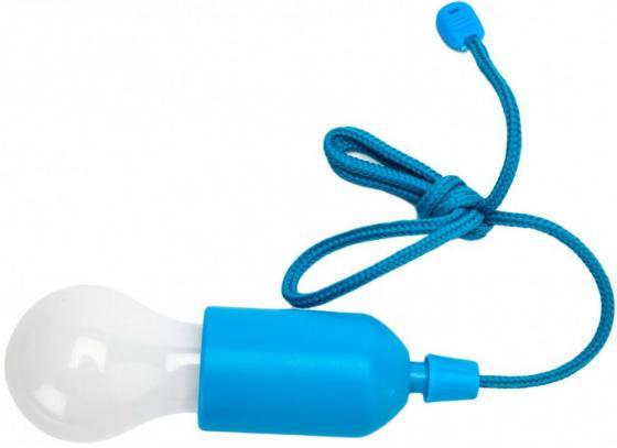 Светильник светодиодный BRADEX TD 0420 ЛАМПОЧКА голубая, 1 LED лампа, 0.25 Вт светильник bradex лампочка yellow td 0419