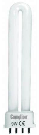 Лампа энергосберегающая дугообразная Camelion 10380 2G7 9W 6400K camelion cf13 as t2 842 e14 энергосберегающая лампа 13вт