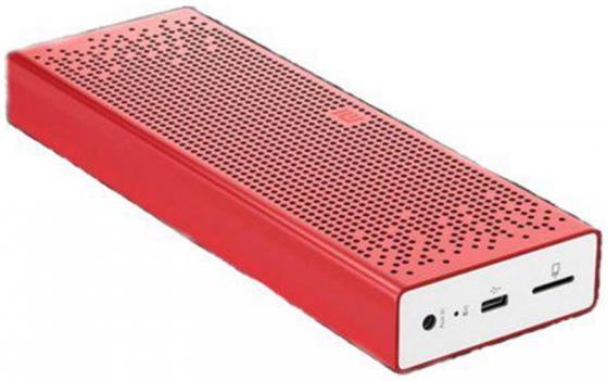 Xiaomi Mi Bluetooth Speaker Портативная акустика, красный мяч для художественной гимнастики indigo силиконовый цвет фуксия диаметр 15 см