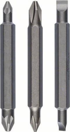 Набор бит Bosch 2607001745 3шт набор бит bosch 3шт 2607001752