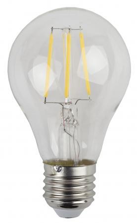 Лампа светодиодная груша Эра А60-5w-840-E27 E27 5W 4000K