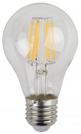 Лампа светодиодная груша Эра А60-7w-827-E27 E27 7W 2700K цена и фото