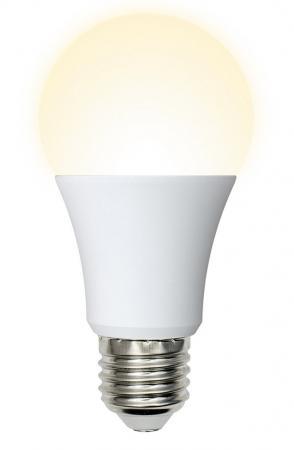 цены Лампа светодиодная VOLPE LED-A60-7W/WW/E27/FR/O матовая Теплый белый свет