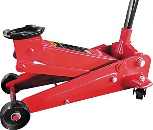 Домкрат SPARTA 510105 подкатный 3т h подъема 130–490мм