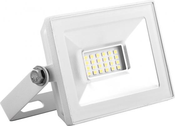 цена на Прожектор светодиодный SAFFIT 55070 2835SMD, 10W 6400K IP65, белый в компактном корпусе, SFL90-10