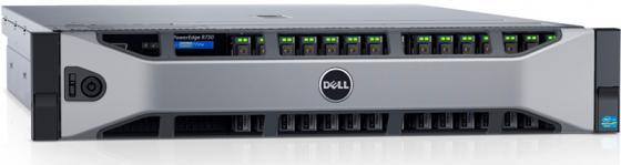 """Сервер Dell PowerEdge R730 2xE5-2620v4 2x16Gb 2RRD x16 2.5"""" RW H730 iD8En 5720 4P 2x750W 3Y PNBD TPM (210-ACXU-356) стоимость"""