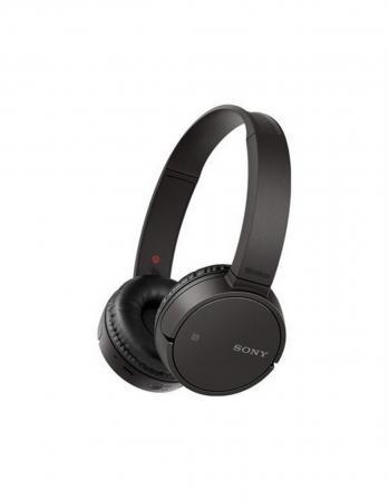 Гарнитура накладные Sony WH-CH500 черный беспроводные bluetooth (оголовье) стоимость