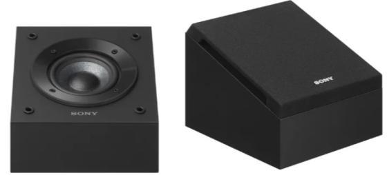 Комплект акустики Sony SS-CSE 2.0 100Вт черный
