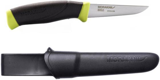 Нож Mora Fishing Comfort Fillet 090 (12207) разделочный лезв.90мм черный нож aqua fillet f606