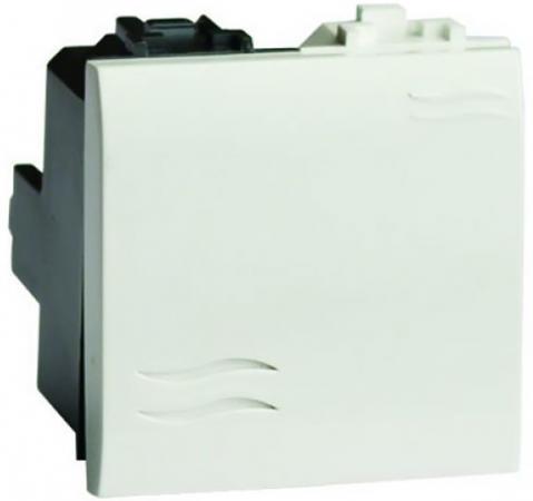 Dkc 76002B Выключатель, белый, 2мод. крепление dkc f00011 белый
