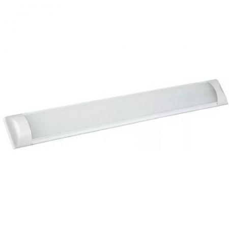 Iek LDBO0-5003-18-4000-K03 Светильник LED ДБО 5003 18Вт 4000К IP20 600мм алюминий {аналог люм.свет. 2х18, 600х70х27 мм, алюм. корпус } iek ldbo0 6003 18 6500 k01 светильник led дбо 6003 18вт 6500к ip40 600мм опал аналог люм свет 2х18 600х65х32мм пластиковый корпус