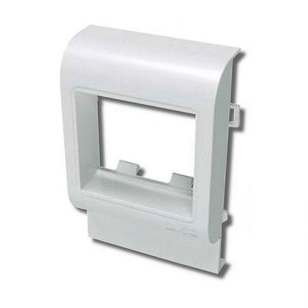 Dkc 10453 PDA-BN 100 Рамка-суппорт под 2 модуля BRAVA цена