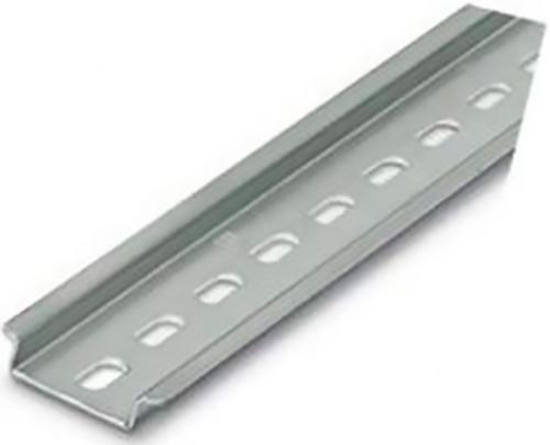 Iek YDN10-0025 DIN-рейка (25см) оцинкованная iek ydn10 0030 din рейка 30см оцинкованная