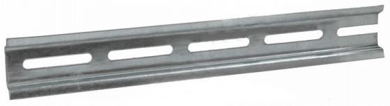 Iek YDN10-0030 DIN-рейка (30см) оцинкованная iek ydn10 0030 din рейка 30см оцинкованная