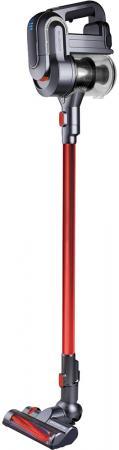 Вертикальный пылесос Polaris PVCS 0922HR сухая уборка красный серый цена и фото