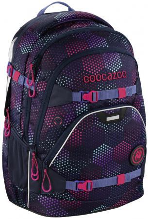Школьный рюкзак светоотражающие материалы Coocazoo ScaleRale: Purple Illusion 30 л фиолетовый 00183610 ранец светоотражающие материалы tiger family весна 14 л розовый