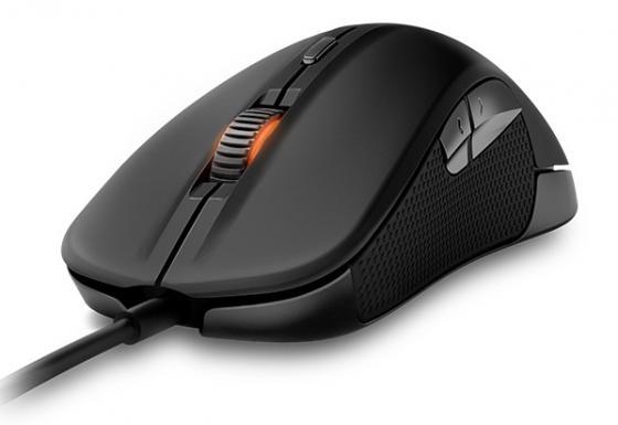 лучшая цена Мышь Steelseries Rival 300S черный оптическая (7200dpi) USB игровая (6but)
