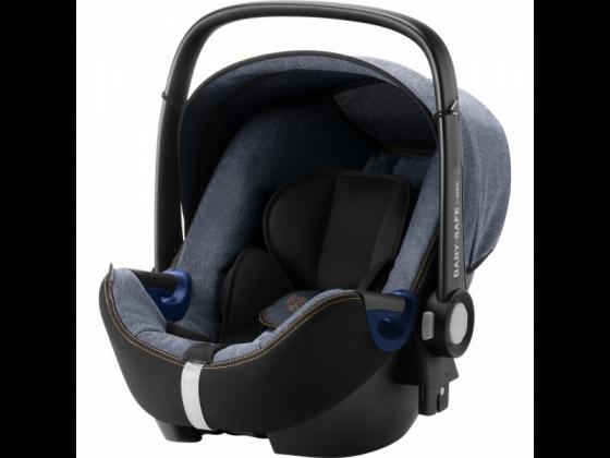 Автокресло Britax Romer Baby-Safe2 i-size (blue marble highline) автокресло детское britax roemer baby safe2 i size storm grey trendline до 13 кг