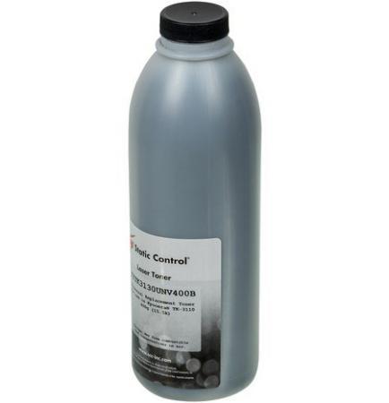 Тонер Static Control KYTK3130UNV400B черный флакон 400гр. для принтера Kyocera FS4100/4200/4300DN
