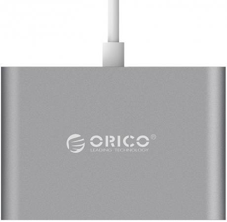 ORICO RC3A-SG USB HUB (USB концентратор) цена 2017