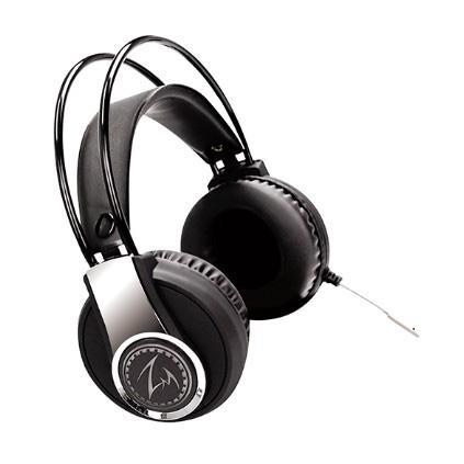 цена на Игровая гарнитура проводная Zalman ZM-HPS500 черный