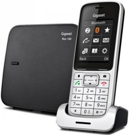 Gigaset SL450 SYS Радиотелефон S30852-H2701-S301 цена и фото