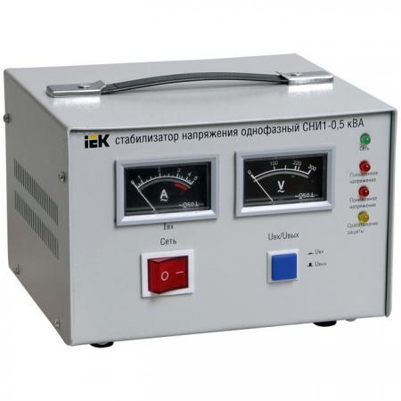 Iek IVS10-1-01500 Стабилизатор напряжения СНИ1-1,5 кВА однофазный ИЭК