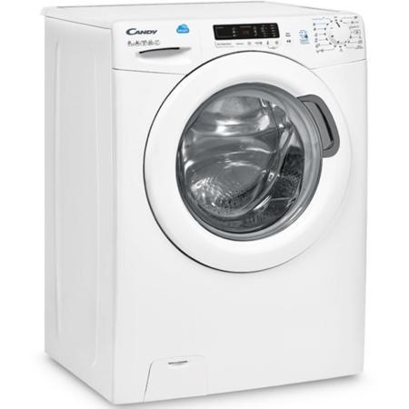 Стиральная машина Candy CSS4 1072D1/2-07 белый стиральная машина candy mcs4 1072d1 2 07 фронтальная