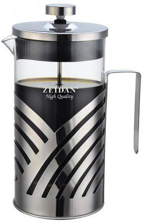 Френч-пресс Zeidan Z-4207 1 л френч пресс zeidan 1 л