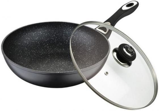 Сковорода Wellberg WB-2996 28см сковорода wellberg wb 2266 22 см алюминий