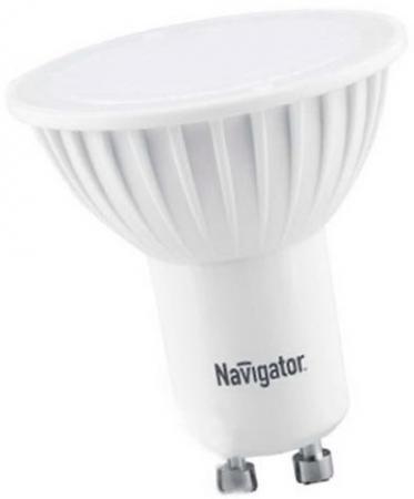 Лампа светодиодная рефлекторная Navigator 94128 GU10 3W 4000K цена